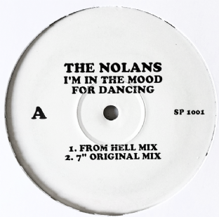 "Nolans (The) - I'm In The Mood For Dancing (12"") (Promo) (G+/NM)"